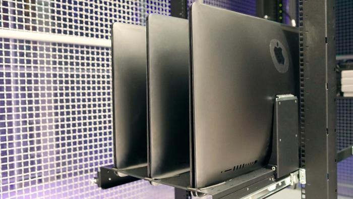iMac Pro fürs Rechenzentrum