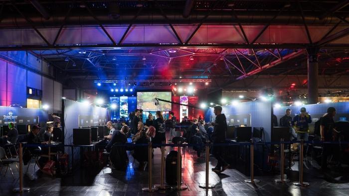 In Gera trainieren Computersportler am Bildschirm - und im Beruf