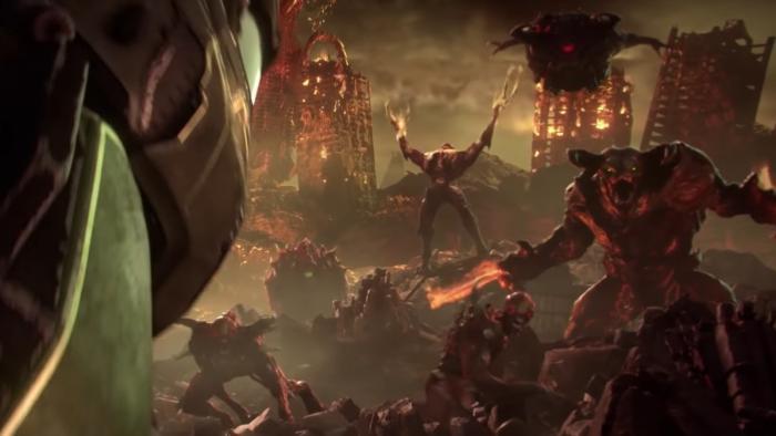 Doom Eternal: Nachfolger für Doom (2016) angekündigt