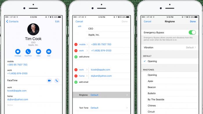 Apple stoppt Adressbuchweitergabe für iOS-Apps