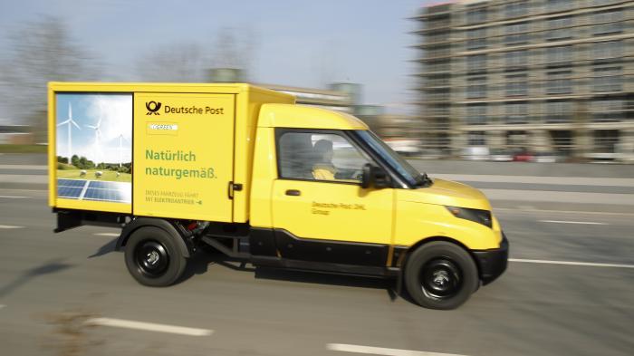 Elektroautos: Deutsche Post will Streetscooter bis 2020 selbst bauen