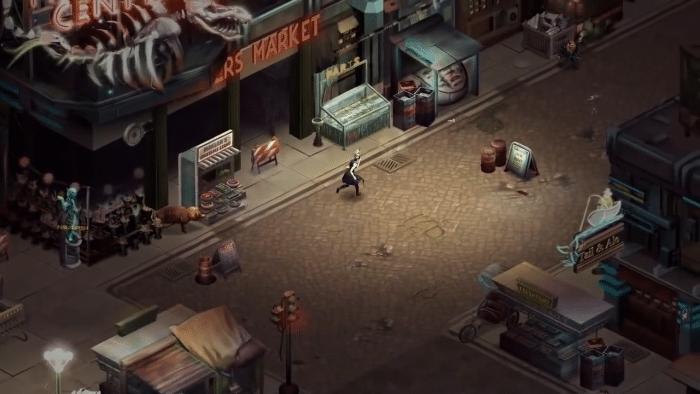 Shadowrun Returns kostenlos im Humble Store