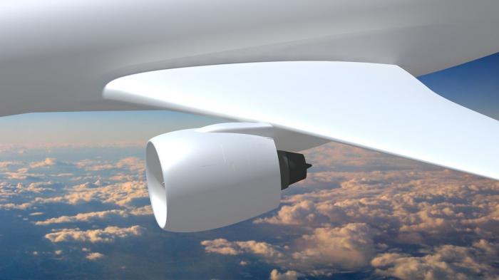 Airbus-Triebwerk