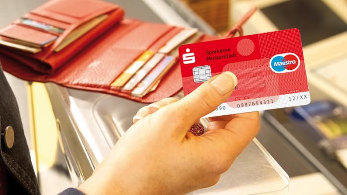 Bezahlen mit dem Smartphone: Sparkassen kündigen eigene App an
