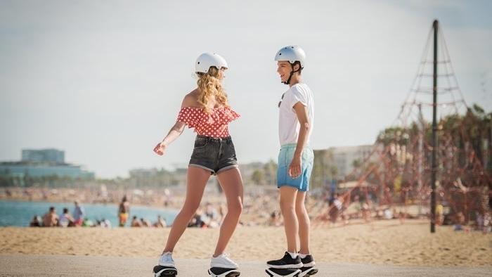Segway Drift W1: E-Skates balancieren sich selbst aus