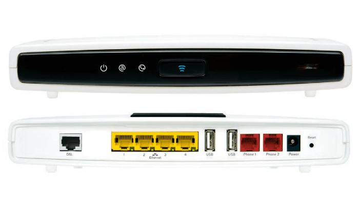 Lücken in ADB-Routern