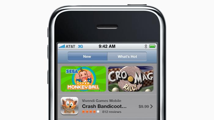 10 Jahre App Store: Wie Apples mobiles Software-Imperium Google & Co. inspirierte