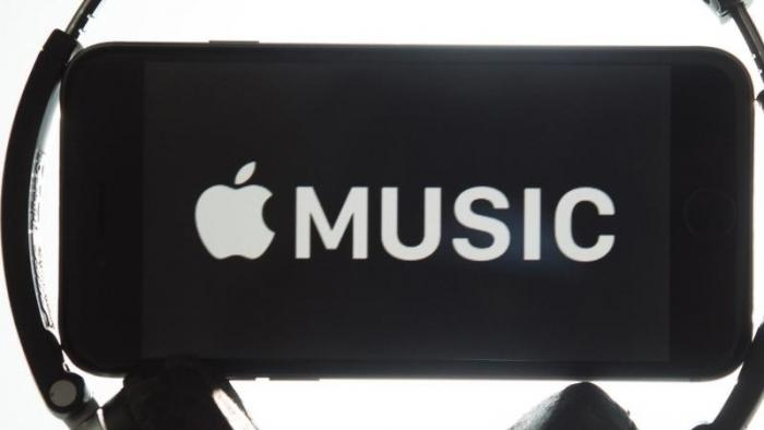 Streaming-Service Apple Music