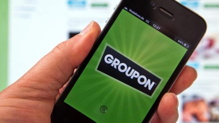 Schnäppchen-Website Groupon