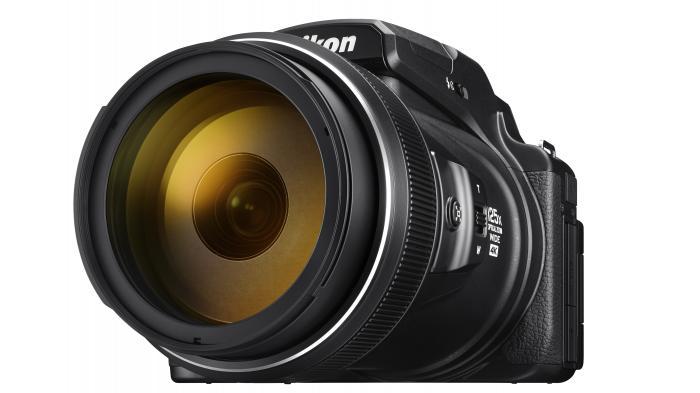 125-facher Zoom: Nikon stellt Bridgekamera P1000 vor