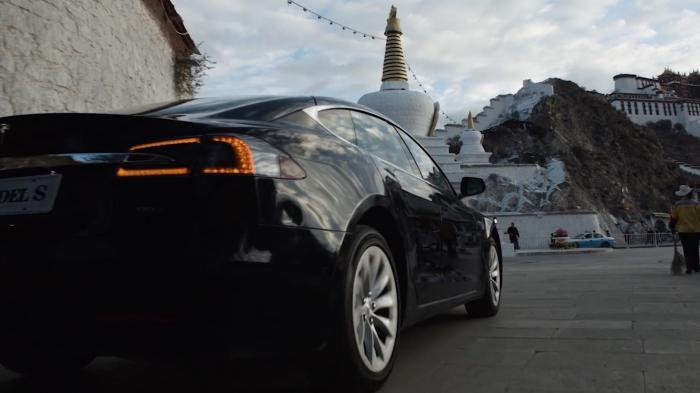 Elektroautos: Tesla baut offenbar in China Fabrik für 500.000 Fahrzeuge pro Jahr