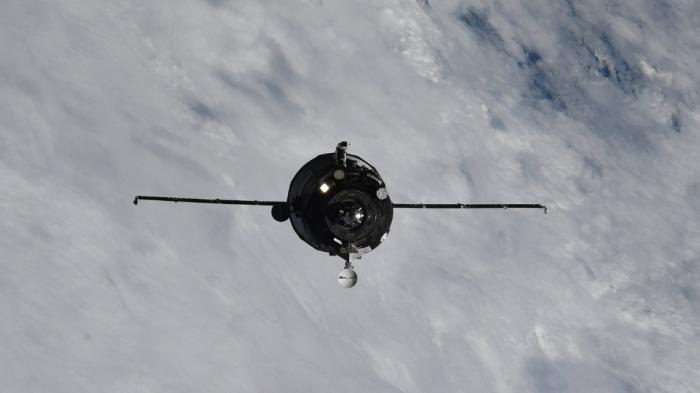 Russischer Raumfrachter erreicht erstmals auf noch kürzer Flugbahn die ISS