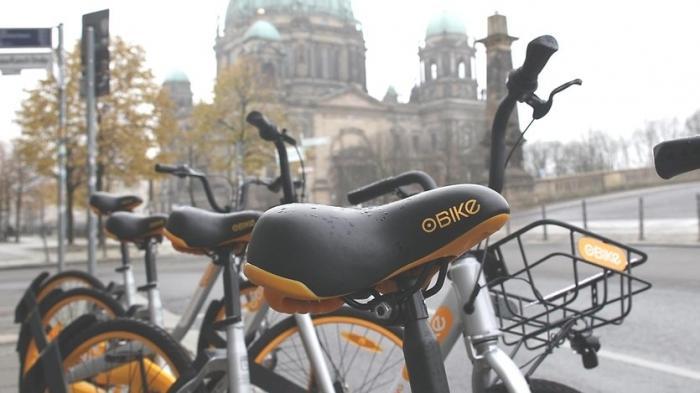 Fahrradverleih in Städten: Obike abgetaucht und hinterlässt Fahrradleichen