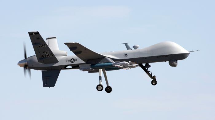 Darknet: Hacker bietet sensible Informationen über US-Militärdrohne ab 150 US-Dollar an