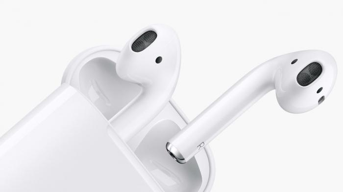 Apples AirPods