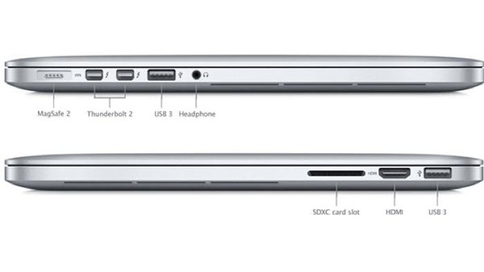 2015er MacBook Pro offiziell beerdigt