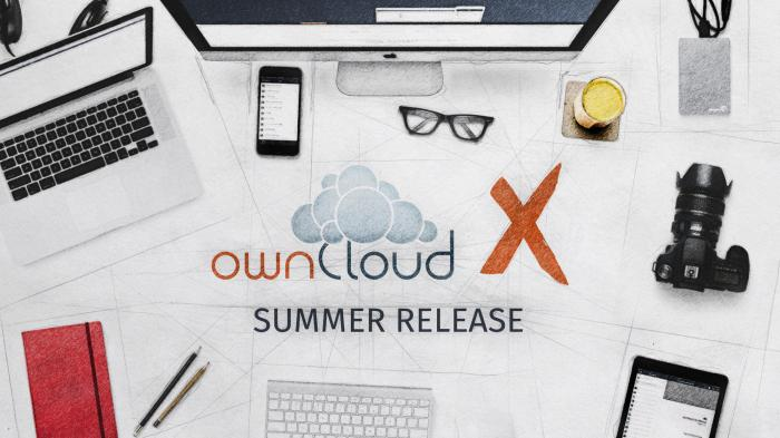 ownCloud 10.0.9: Viele neue Funktionen im Sommer-Release