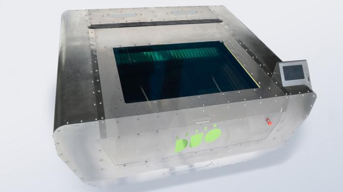 Laser Duo: Zwei Laser in einem Open-Source-Cutter