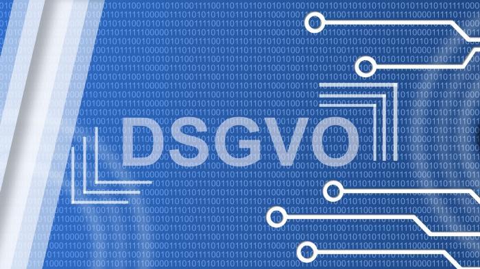 Datenschutz und die DSGVO