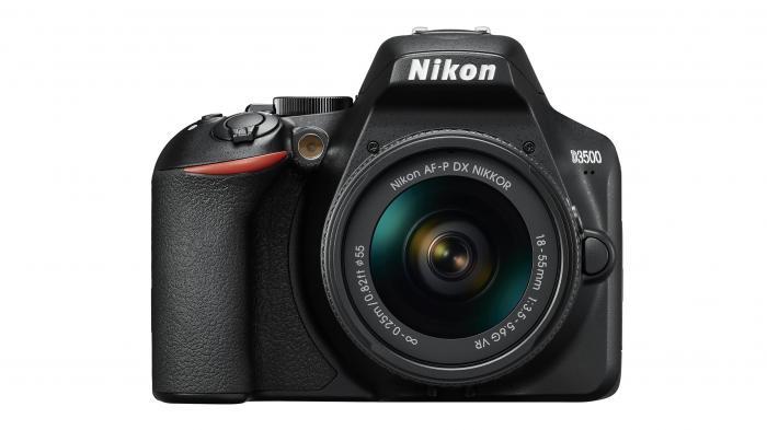 Nikon D3500: Einsteiger-Spiegelreflexkamera mit Bluetooth