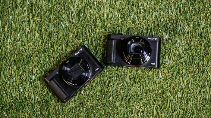 Sony Cybershot HX99 und HX95: Kleine Reise-Kompaktkameras mit viel Zoom