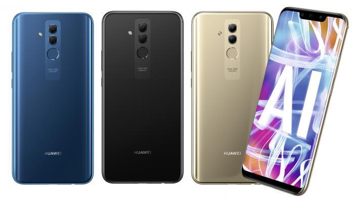 Huawei Mate 20 Lite: Erster Neuzugang der Mate-Familie ist da