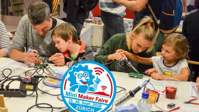 Mini Maker Faire Zürich