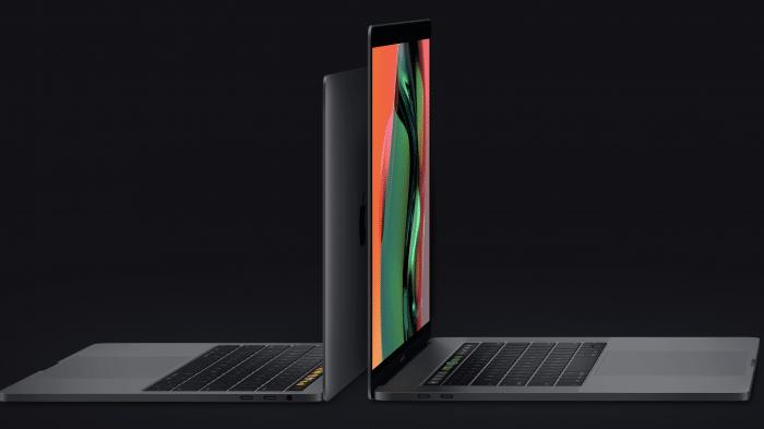 MacBook Pro mit T2-Sicherheitschip