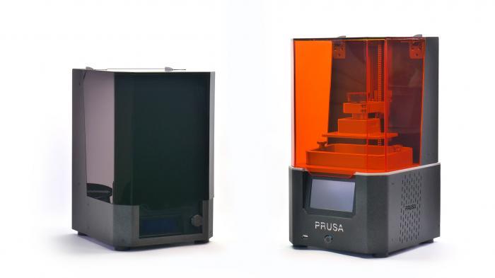 Prusa bringt günstigen 3D-Drucker mit Stereolithographie