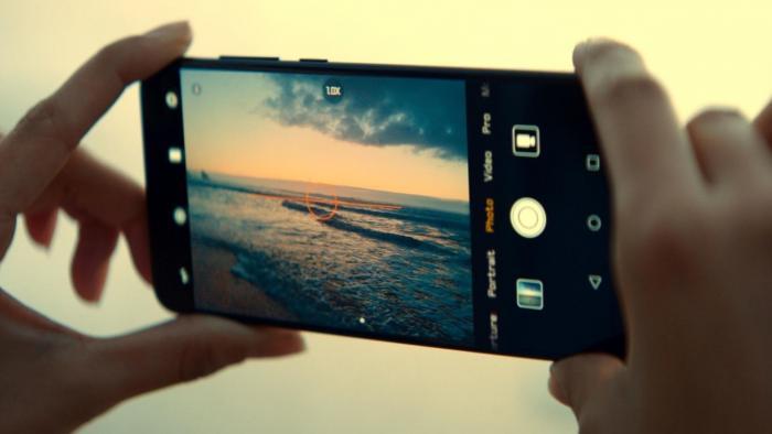 """Huawei: """"Nicht die Spiegelreflexkamera ersetzen"""""""