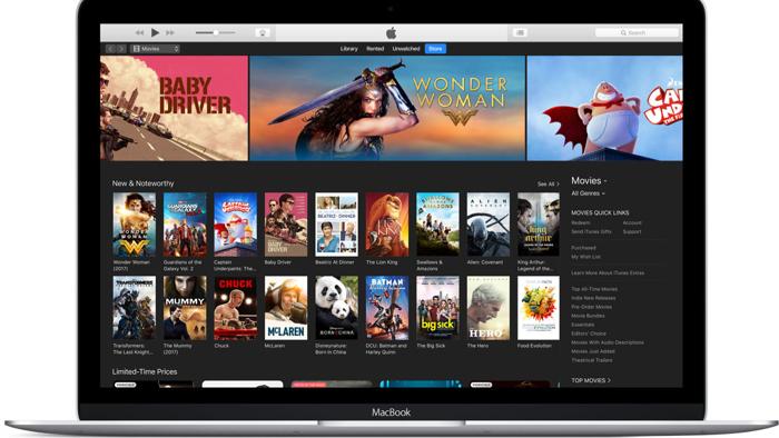 iTunes künftig Bestandteil von macOS