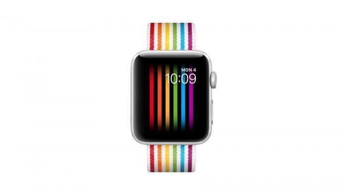 """Russland: Apple zeigt """"Pride""""-Zifferblatt seiner Watch nicht"""