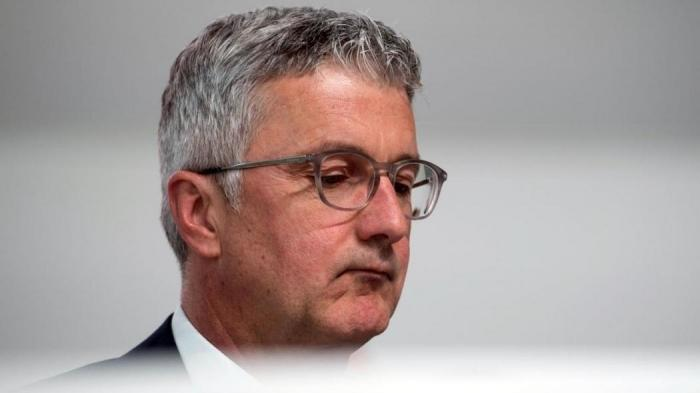 Abgas-Skandal: Ex-Audi-Chef gegen Kaution auf freiem Fuß