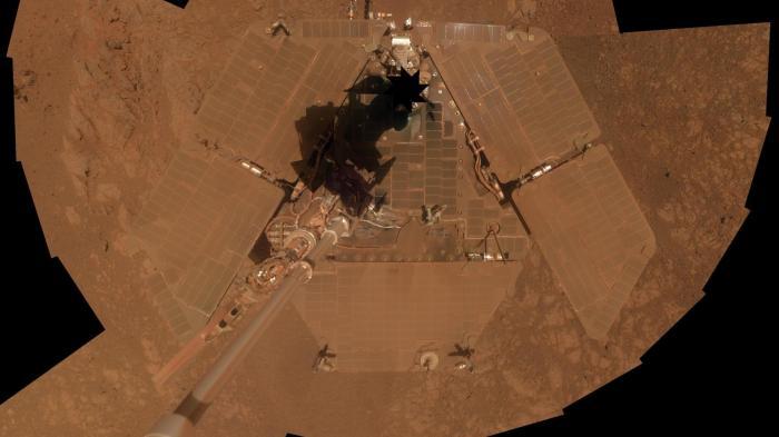 Sechs Monate Stille: Bleibt Hoffnung für Mars-Rover Opportunity?