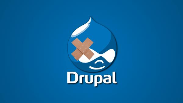 Drupal-Lücken