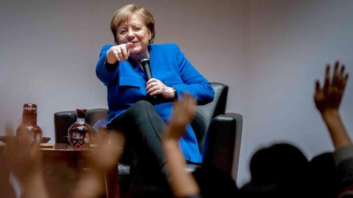 Merkel zu Huawei-Debatte: Mit China über Sicherheiten sprechen