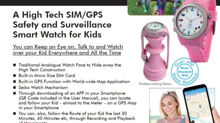 Träger ausspionierbar: EU ruft Kinder-Tracking-Smartwatch zurück