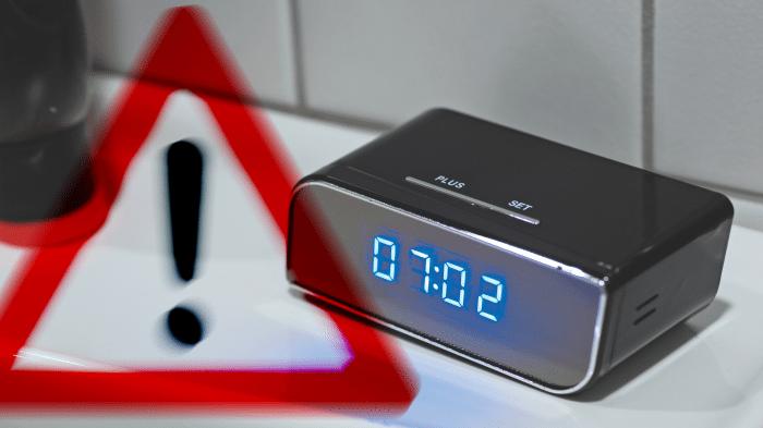 eBay-Kauf mit Folgen: c't warnt vor Spionage-Gadgets