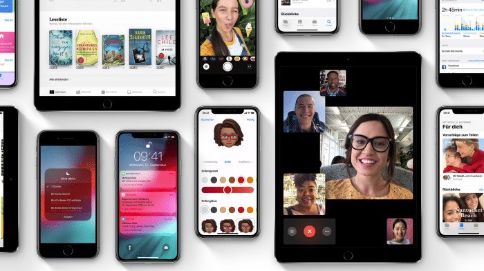 iOS 13 angeblich mit grundlegenden Neuerungen für iPhone und iPad