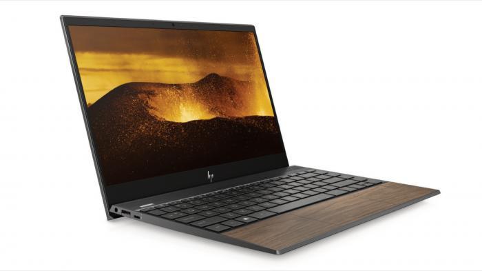 HP präsentiert Notebooks mit Walnuß- oder Birkenholz