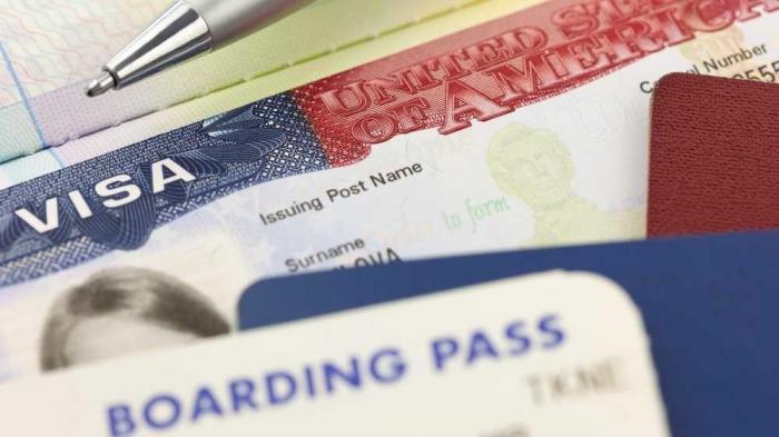 US-Visumantrag: Social-Media-Konten und E-Mail-Adressen sind jetzt erforderlich