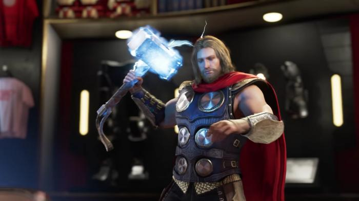 Marvel's Avengers: Die Tomb-Raider-Entwickler machen Thor und Iron Man spielbar