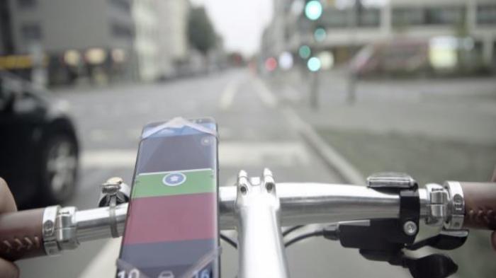 """""""Traffic Pilot"""": Düsseldorf gibt Grüne-Welle-App für Radfahrer frei"""