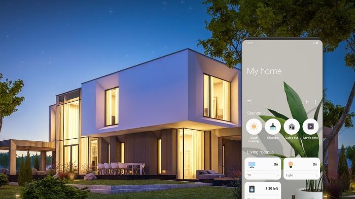 Samsung bringt Smart-Home-Hub nach Deutschland