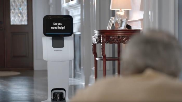 Medisana will mit dem Home Care Robot die Silver Society beglücken