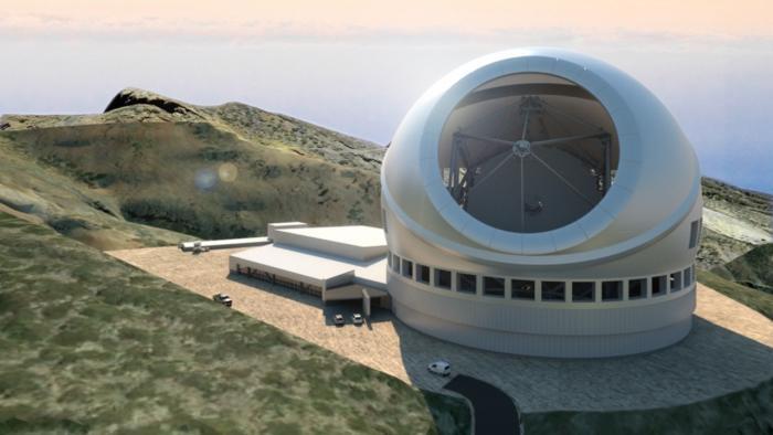 Thirty Meter Telescope: Macher wollen Baugenehmigung auf La Palma