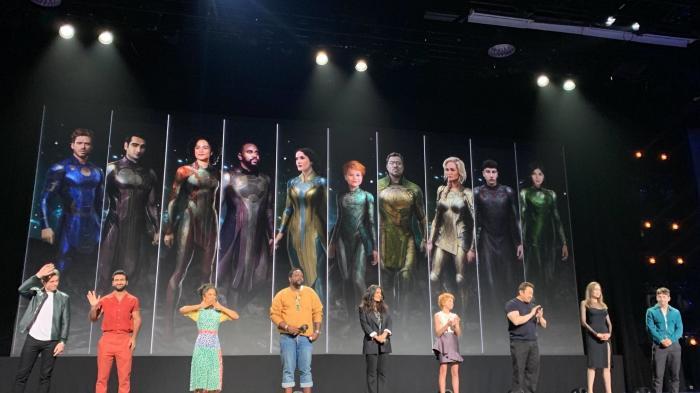 "Marvels ""The Eternals"": Kit Harington wird Superheld"