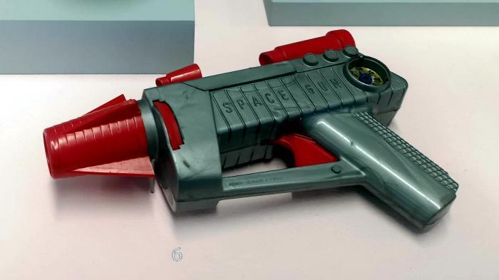 """Spielzeugwaffe """"Space Gun"""""""