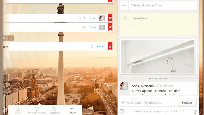 Wunderlist-Gründer will Microsoft seine App wieder abkaufen