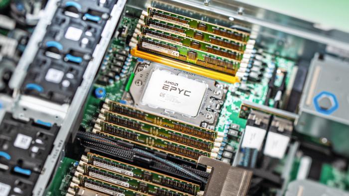 Britisches Atomic Weapons Establishment baut Supercomputer mit AMDs Epyc 7542